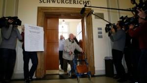 Prozess gegen NS-Verbrecher ohne Urteil eingestellt