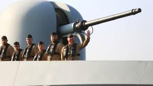 Deutschland stellt keinen Beitrag für Mission am Persischen Golf in Aussicht