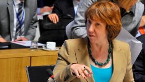 EU lockert Sanktionen gegen Syrien