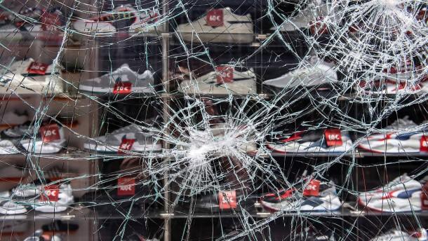 Eine diffuse Lust an Brutalität und Zerstörung