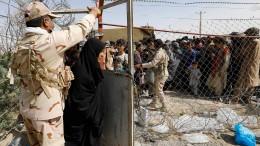 Iran arrangiert sich mit den Taliban