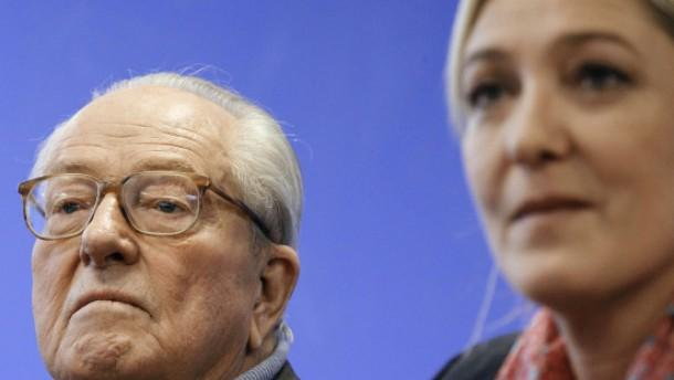 Le Pen, der Profiteur