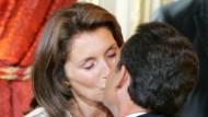 Da waren sie sich noch nahe: bei der Amtseinführung Sarkozys im Mai