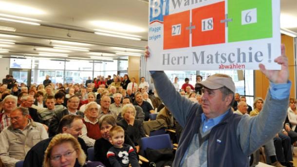 SPD-Basis will Schwarz-Rot stoppen