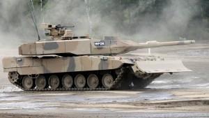 Verkauf von 164 Panzern an Indonesien genehmigt