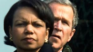 Bushs Wende um 180 Grad