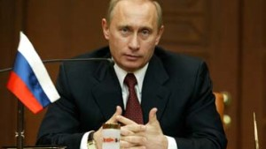 Moskau sieht orange