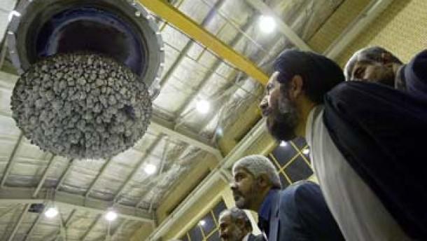 Iran nimmt Kernforschung wieder auf