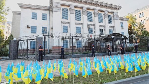 """""""Ein Dialog mit der Ukraine ist sinnlos"""""""