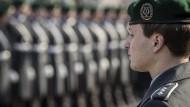 Bundeswehr soll auf knapp 200.000 Soldaten aufgestockt werden