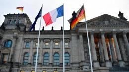 AfD boykottiert deutsch-französische Resolution