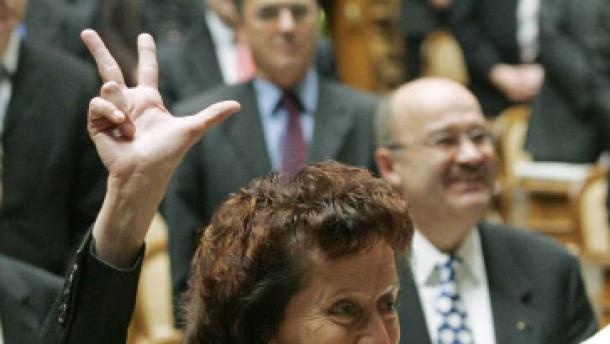 Blochers Partei steht vor der Spaltung