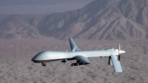 """""""Deutschland unterstützt Drohnenangriffe"""""""