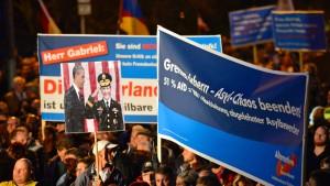 AfD plant Großdemonstration in Berlin