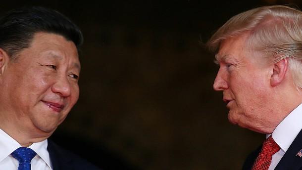 Xi fordert politische Lösungen für Nordkorea und Syrien