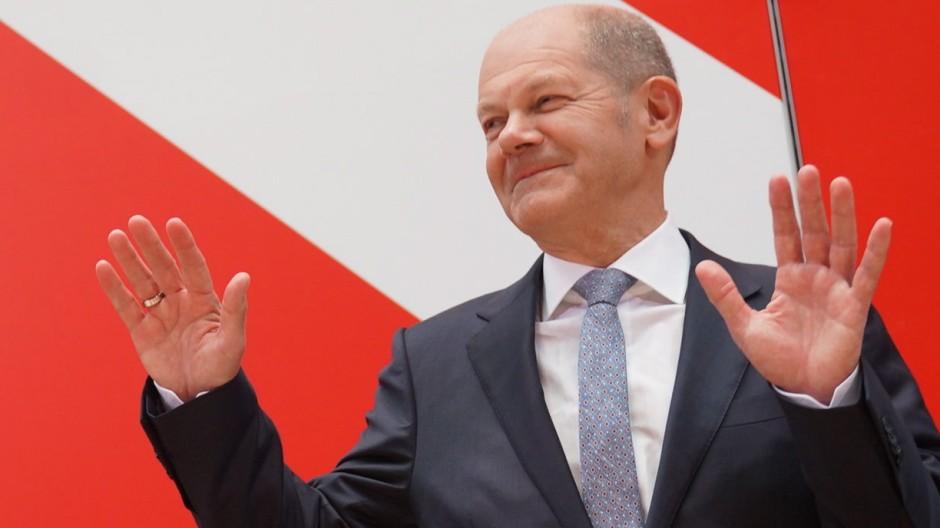 Olaf Scholz muss um eine Ampelkoalition kämpfen – auch gegen Strömungen in der eigenen Partei.