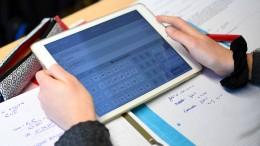 Fünf Milliarden für digitale Ausstattung der Schulen