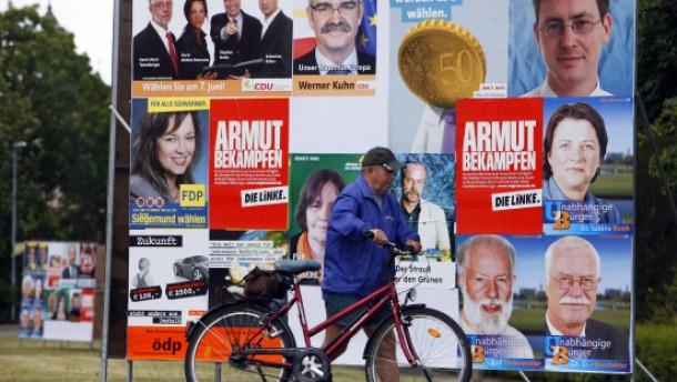 CDU bleibt stärkste Kraft, aber mit Verlusten