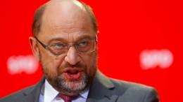 SPD steht für große Koalition weiter nicht zur Verfügung