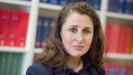 Seda Basay-Yildiz hat Fragen an die Polizei