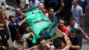 Abbas will Israel zum Apartheidstaat erklären lassen