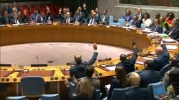 Vereinte Nationen verhängen neue Sanktionen gegen Nordkorea