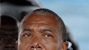 Mutmaßlicher Kriegsverbrecher Taylor in Sierra Leone