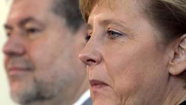 Merkel widerspricht Beck