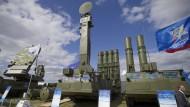 Moskau hebt Lieferstopp gegen Iran auf