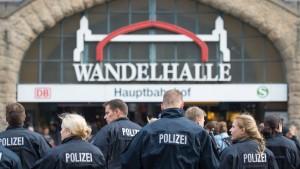Hauptbahnhof nimmt nach Sperrung wieder Betrieb auf