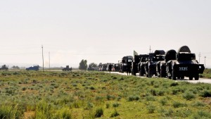 Isis tötet und kreuzigt acht Männer in Syrien