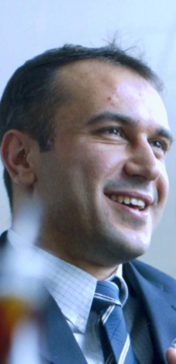 Bülent Arslan, der Vorsitzende des Deutsch-Türkischen Forums der CDU in Nordrhein-Westfalen
