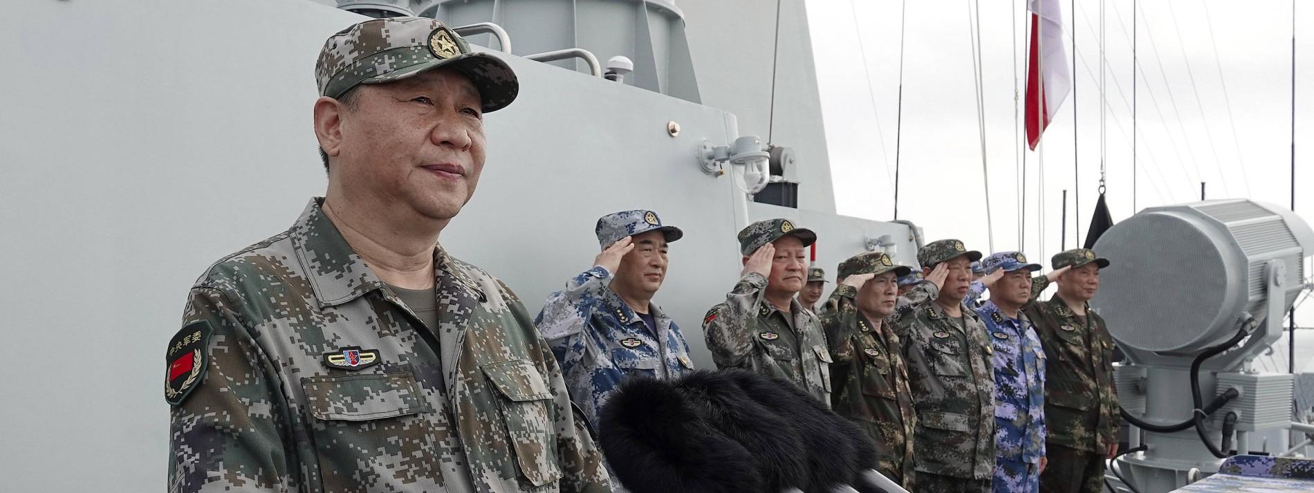 Chinas Kriegsgetöse