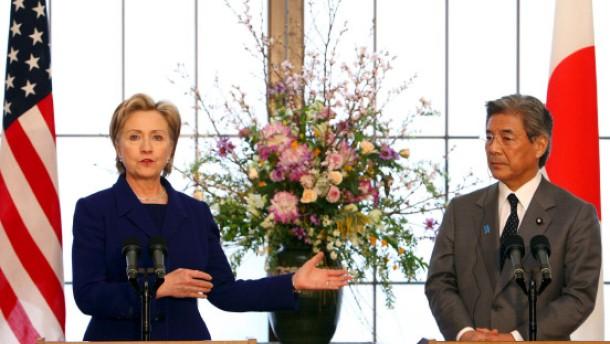 Amerika und Japan vereinbaren Teilabzug aus Okinawa