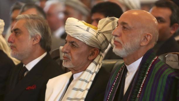 """Kabul will """"unverzüglich"""" Friedensverhandlungen mit Taliban"""