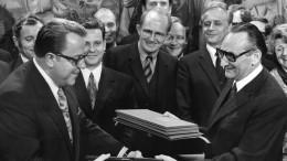 Besondere Beziehungen zur DDR