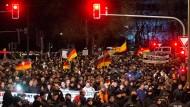 Morddrohung gegen Pegida-Organisator bestätigt