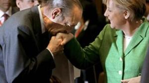 Merkel gegen zusätzliche Kompetenz für Brüssel