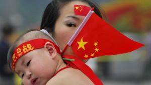 China erlaubt weiter nur ein Kind pro Familie