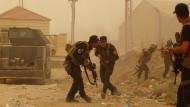 Terrormiliz erobert irakischen Regierungssitz in Ramadi