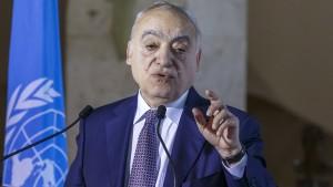 UN: Konfliktparteien wollen über Waffenstillstand verhandeln