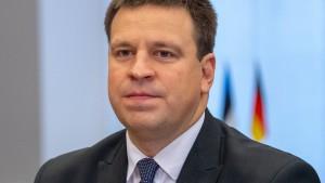 Estlands Regierungschef tritt wegen Korruptionsaffäre zurück