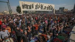Das Sterben der irakischen Mittelschicht