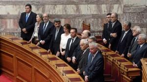 IWF friert Kontakte zu Griechenland ein