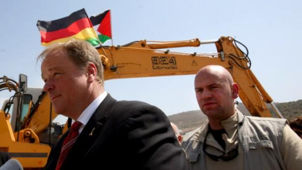 Minister Niebel und der Aufstand der Unbeförderten