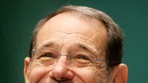 Javier Solana erhält den Karlspreis