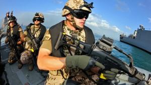 Leinen los für eine EU-Mission am Persischen Golf!