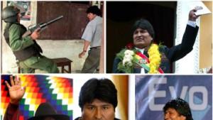 Boliviens unangefochtener Präsident