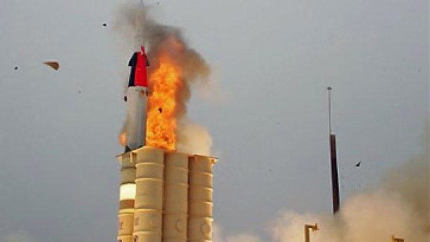 raketen-abwehr stellung abschuss