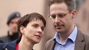 Petry und Pretzell verlassen die AfD